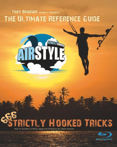 Airstyle - Strictly Hooked Bluray